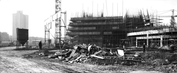 Hotel construction, 2005