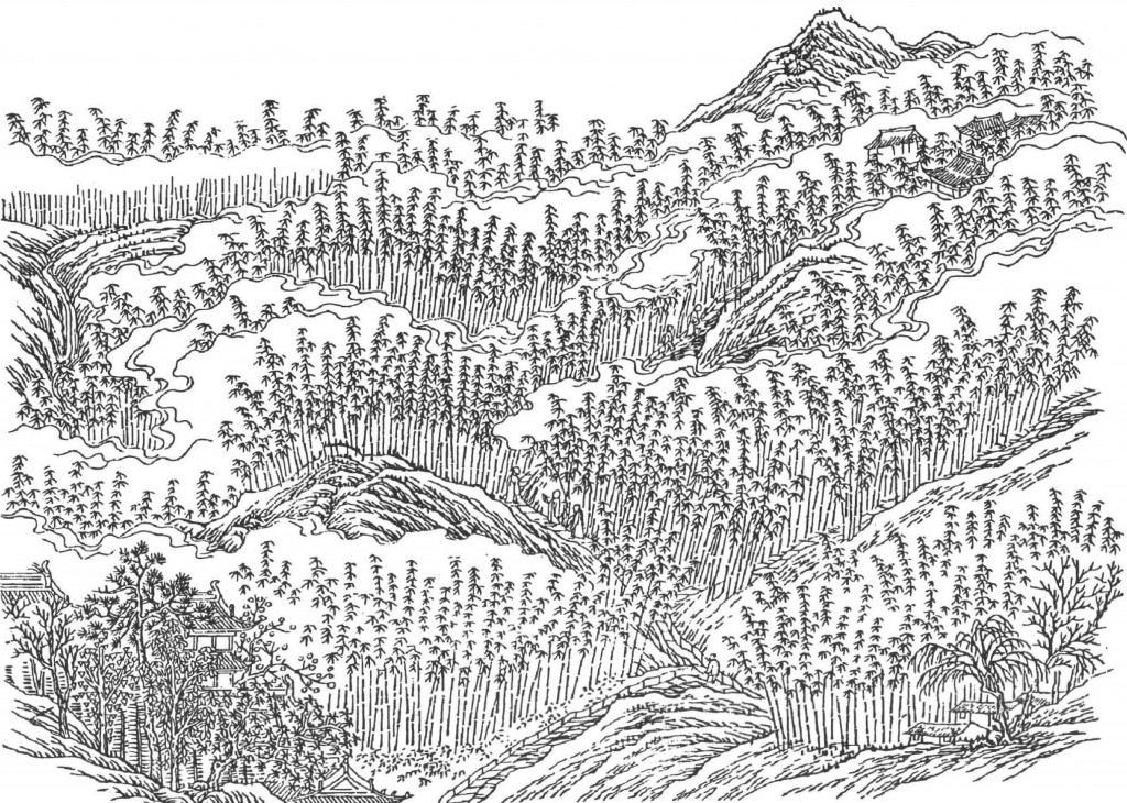 Illustration from Lincing's Tracks in the Snow