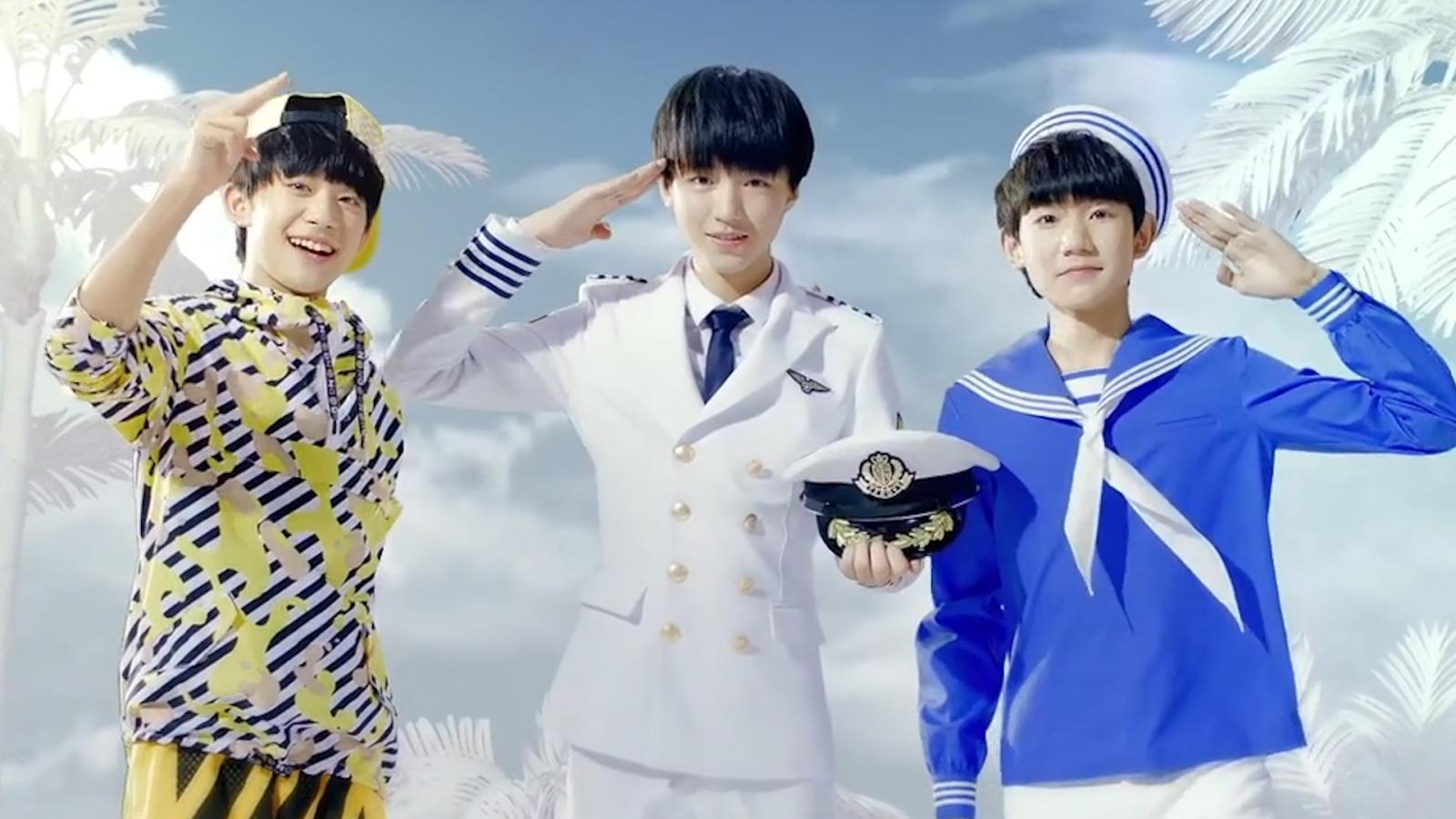 Busty japanese teen gal in school tam uniform suffering